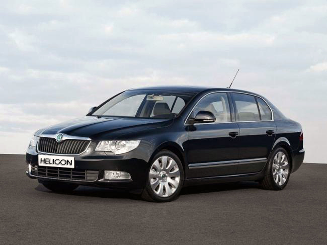 Škoda superb 2.0
